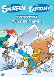 Smurfen Winterpret, (DVD) PAL REGION 2. SMURFEN, DVDNL