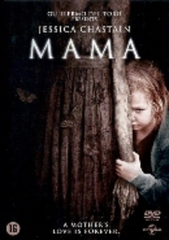 Mama, (DVD) PAL/REGION 2-BILINGUAL // W/ JESSICA CHASTAIN MOVIE, DVD