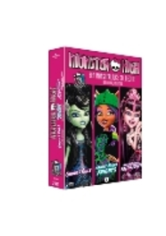 Monster high box, (DVD) BILINGUAL // MONSTERLIJKE COLLECTIE ANIMATION, DVD