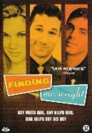 Finding Mr. Wright, (DVD) CAST: MATTHEW MONTGOMERY, REBEKAH KOCHAN MOVIE, DVDNL