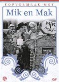 Topvermaak met - Mik en Mak, (DVD) TV SERIES, DVDNL