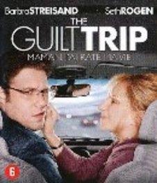 GUILT TRIP BILINGUAL // W/ BARBRA STREISAND, SETH ROGEN MOVIE, Blu-Ray