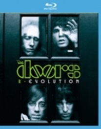 Doors - R-Evolution - Special Edition, (Blu-Ray) + 40 PAGE BOOK The Doors, BLURAY