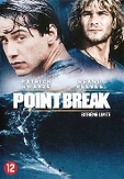 Point break, (DVD) PAL/REGION 2 // W/PATRICK SWAYZE, KEANU REEVES