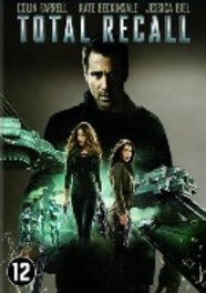 Total recall (2012), (DVD) BILINGUAL-STEELBOOK // W/ COLIN FARRELL,KATE BECKINSALE MOVIE, DVD