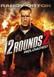 12 rounds 2 - Reloaded, (DVD) PAL/REGION 2 // W/ RANDY ORTON, SEAN ROGERSON MOVIE, DVDNL
