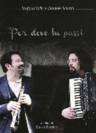 PER DOVE TU PASSI NTSC/ALL REGIONS VALLA, STEFANO & DANIELE, DVDNL
