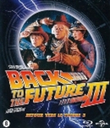 Back to the future 3, (Blu-Ray) BILINGUAL // W/ MICHAEL J. FOX MOVIE, BLURAY