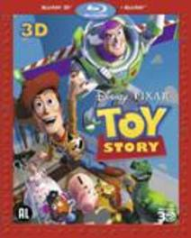 Toy story (3D+2D), (Blu-Ray) CAST: TOM HANKS, TIM ALLEN ANIMATION, Blu-Ray