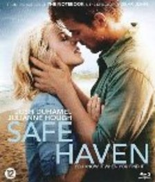 Safe haven, (Blu-Ray) W/ JULIANNE HOUGH, JOSH DUHAMEL MOVIE, BLURAY