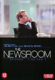 Newsroom - Seizoen 1, (DVD) BILINGUAL /CAST: JEFF DANIELS Sorkin, Aaron, DVD
