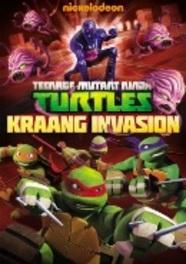 Teenage mutant ninja turtles - Kraang invasion, (DVD) ANIMATION, DVDNL
