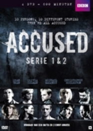 Accused - Seizoen 1&2 (4DVD)