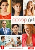 GOSSIP GIRL SEASON 5 PAL/REGION 2-BILINGUAL