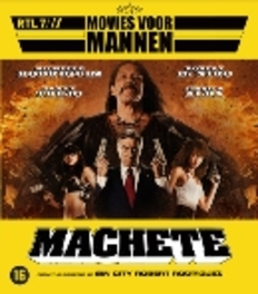 Machete, (Blu-Ray) BLURAY