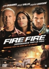Fire with fire, (DVD) CAST: JOSH DUHAMEL, BRUCE WILLIS, ROSARIO DAWSON MOVIE, DVDNL