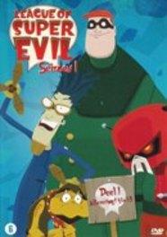 League Of Super Evil (L.O.S.E.) - Seizoen 1 (Deel 1)