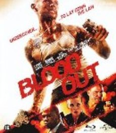Blood out, (Blu-Ray) BILINGUAL // W/ VAL KILMER, VINNIE JONES, 50 CENT MOVIE, BLURAY