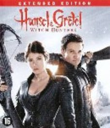 Hansel & Gretel - Witch hunters, (Blu-Ray) .. HUNTERS - BILINGUAL / W/JEREMY RENNER,GEMMA ARTERTON MOVIE, BLURAY