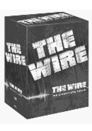 WIRE *COMPLETE SERIES* BILINGUAL TV SERIES, DVD