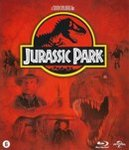 Jurassic park, (Blu-Ray) PAL/REGION 2-BILINGUAL // *DIR. STEVEN SPIELBERG*