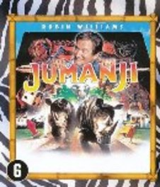 Jumanji, (Blu-Ray) BILINGUAL // W/ ROBIN WILLIAMS MOVIE, BLURAY