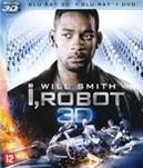 I robot 3D, (Blu-Ray)
