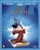 Fantasia, (Blu-Ray) *BLU RAY+DVD*