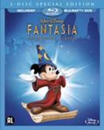 Fantasia, (Blu-Ray) *BLU RAY+DVD* ANIMATION, Blu-Ray