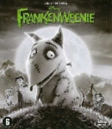 FRANKENWEENIE BILINGUAL // BY TIM BURTON ANIMATION, Blu-Ray