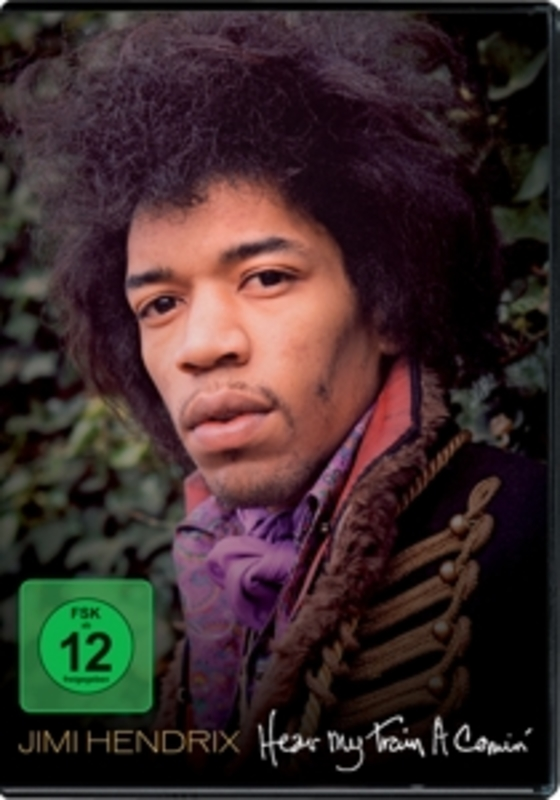 HEAR MY TRAIN A COMIN' Hendrix, Jimi, DVDNL