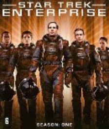 Star trek enterprise - Seizoen 1, (Blu-Ray) BILINGUAL TV SERIES, Blu-Ray