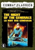 Night of the generals, (DVD) BILINUGAL /CAST: OMAR SHARIF, PETER O'TOOLE