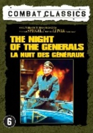 Night of the generals, (DVD) BILINUGAL /CAST: OMAR SHARIF, PETER O'TOOLE MOVIE, DVDNL