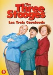 Three stooges, (DVD) BILINGUAL /CAST: SEAN HAYES, CHRIS DIAMANTOPOULOS MOVIE, DVDNL