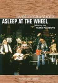 LIVE FROM AUSTIN, TEXAS NTSC/ALL REGIONS/RECORDED 1992 DVD, ASLEEP AT THE WHEEL, DVD