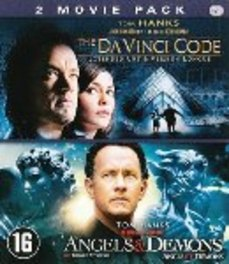 Da Vinci code/Angels & demons, (Blu-Ray) .. VINCI CODE - BILINGUAL // 2 MOVIE PACK MOVIE, BLURAY