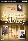 Masters of money, (DVD) PAL/REGION 2 // *KEYNES, HAYEK EN MARX*