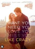 Like crazy, (DVD)