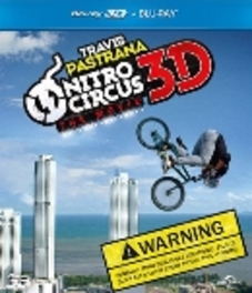 Nitro circus - The movie (2D+3D), (Blu-Ray) BILINGUAL SPECIAL INTEREST, Blu-Ray