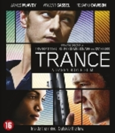 Trance, (Blu-Ray) CAST: JAMES MCAVOY, ROSARIO DAWSON MOVIE, Blu-Ray