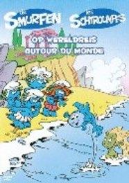 Smurfen - Op wereldreis, (DVD) BILINGUAL // AU TOUR DU MONDE SMURFEN, DVDNL