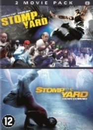 Stomp the yard 1 & 2, (DVD) PAL/REGION 2 MOVIE, DVDNL