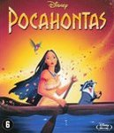 Pocahontas, (Blu-Ray) EDITION 2012 // BILINGUAL // REGION A,B & C