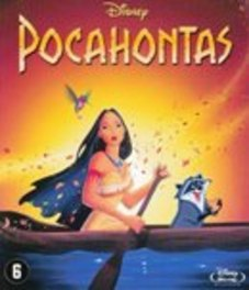 Pocahontas, (Blu-Ray) BILINGUAL /CAST: MEL GIBSON, CHRISTIAN BALE ANIMATION, Blu-Ray