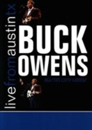 LIVE FROM AUSTIN, TX PAL/ALL REGIONS // RECORDED OCT. 23TH, 1988 DVD, BUCK OWENS, DVDNL