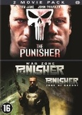Punisher 1 & 2, (DVD)