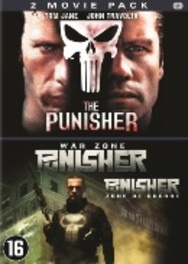 Punisher 1 & 2, (DVD) .. ZONE - PAL/REGION 2-BILINGUAL MOVIE, DVDNL