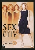 Sex and the city - Seizoen 4, (DVD) BILINGUAL /CAST: SARAH JESSICA PARKER, KIM CATTRALL