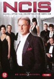 NCIS - Seizoen 3, (DVD) BILINGUAL /CAST: MARK HARMON, PAULEY PERRETTE TV SERIES, DVDNL